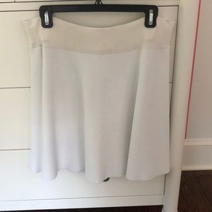 Club Monaco skirt - bandage material fit and flare